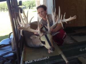 Hunt White Ghost Ranch - Brent Geistweidt