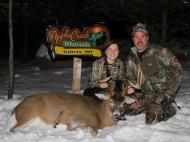 Harvested, Class 140-159, , deer hunt wisconsin, deer hunting wisconsin apple creek buck ranch, deer hunting outfitters